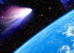 Беларускі астраном-аматар адкрыў новую камету