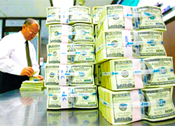Fiscal inspection takes control over foreign currency sales
