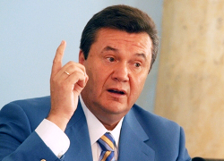 Янукович снова предложил «круглый стол»
