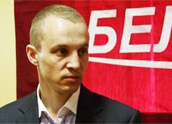 Zmitser Dashkevich gets 25 days in custody