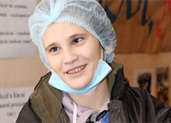 Волонтер Лиза. Человек неограниченных возможностей