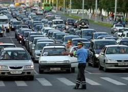 Charges for cars to enter Minsk centre possible?