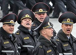 Police to people ratio in Belarus six times more than Soviet level