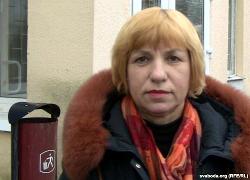 Slutsk activist fined for screening ONT film