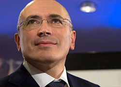 Mikhail Khodorkovsky: It�s enough to take to the streets, and regime is to deflate