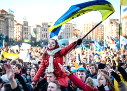 Euromaidan: Freedom for Belarusian political prisoners (Video)