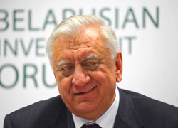 Miasnikovich wants EBRD to forget about political prisoners