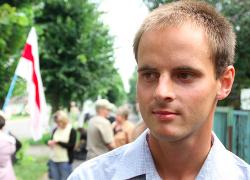 Бывшего политзаключенного Молчанова арестовали на семь суток