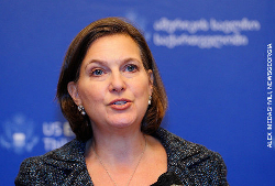 Victoria Nuland: Seizure of administrative buildings in Ukrainian cities were carefully orchestrated