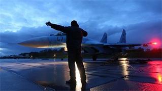 Анатолий Лебедько: Российские Су-27 в Беларуси могут нести ядерное оружие