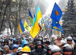 Евромайдан пикетирует СБУ