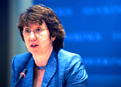 Catherine Ashton condemns shooting of Belarusian student
