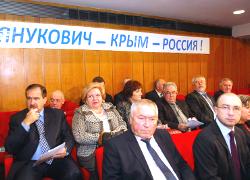 У депутатов крымского парламента нет кворума