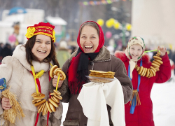 Maslenitsa fairs in Minsk on 1-2 March