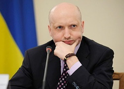 Turchynov: Referendum on Ukraine's state system could be held on May 25