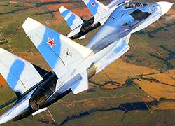 Расея размесціць ў Беларусі яшчэ 15 баявых самалётаў