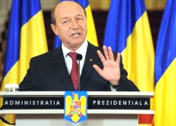 Romania president: Putin�s goal is to turn Donbas into large-scale Transnistria