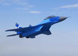 Боевые самолеты приземлились в Лунинце - недалеко от границы с Украиной