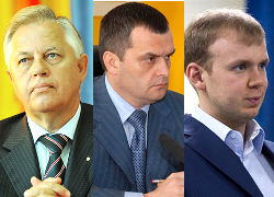 Channel 5 journalist: Leader of Ukrainian communists Symonenko is in Minsk