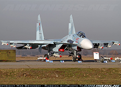 Regiment of Russian fighter jets deployed in Baranavichy