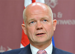 Hague quits as UK�s foreign minister
