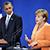 Обама и Меркель обсудили новые санкции против России