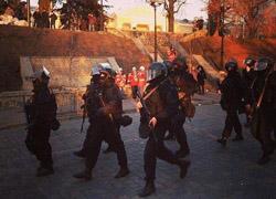 Источник: На Славянск напала вооруженная разведгруппа из 30 человек