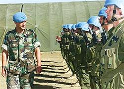 Украина просит ввести на Донбасс миротворцев ООН