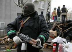 Militants in Slavyansk sheltered by local Orthodox center