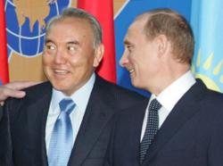 Putin and Nazarbayev to visit Minsk