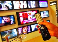 В Бресте отключили украинские телеканалы