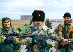 Militants from Belarus and Kazakhstan are among Slovyansk invaders