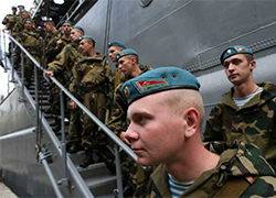 Belarusian paratroopers have departed for military practice in Russia
