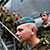 Belarusian paratroopers take part in military exercise in south Russia
