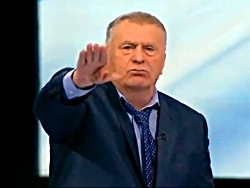 Zhirinovsky asks Lukashenka to send troops to Ukraine
