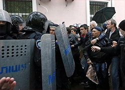 Police release 67 people detained during Odesa unrest