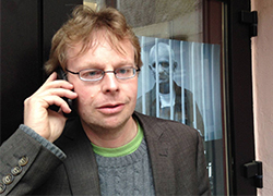Human rights activist Martin Uggla deported from Belarus