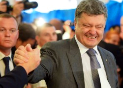 Poroshenko gets 54% of votes with 80.1% of electronic voting reports processed