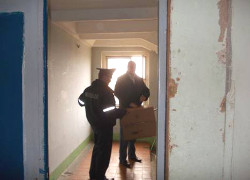 Police confiscates equipment from Babrujsk blogger