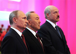 Lukashenka doesn't demand concessions in Eurasian integration process