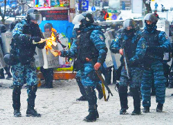 Henchmen from Berkut to work for Belarusian riot police