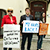 EHU lecturers staged picket in Vilnius