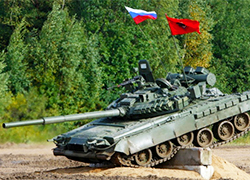 Russian tanks crossed Ukrainian border