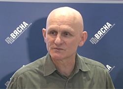Ales Bialatski: Regime in Belarus looks for benefit to gain from Ukraine�s misfortune