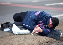 Милиция задержала в Минске 200 бездомных