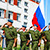 Russian paratroopers, Tigrs, Alligators and Su-34 at parade in Minsk