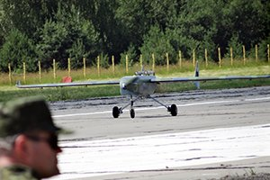 Belarusian army gets equipped with drones