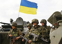 Azov battalion and border guards repel attack on Mariupol