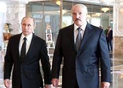 Лукашенко: Путин — самый надежный партнер