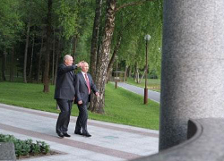 What Putin and Lukashenka spoke about?